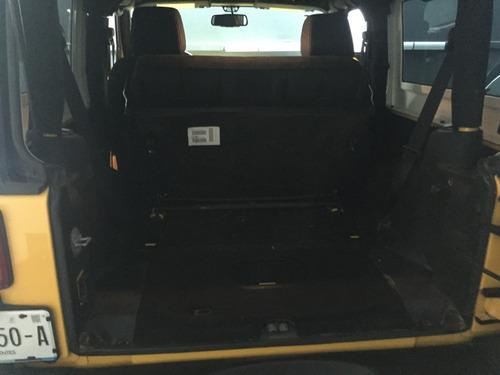 jeep rubicon 2015 amarillo