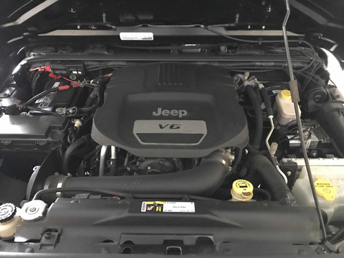 jeep rubicon 2015 wrangler unlimited unico dueño a estrenar
