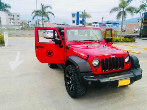 jeep rubicon 2p 3.800 cc