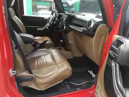 jeep rubicon 3.0aut. 4x4 modelo 2011 (240)