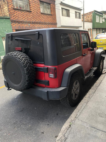jeep rubicon 3.8 full
