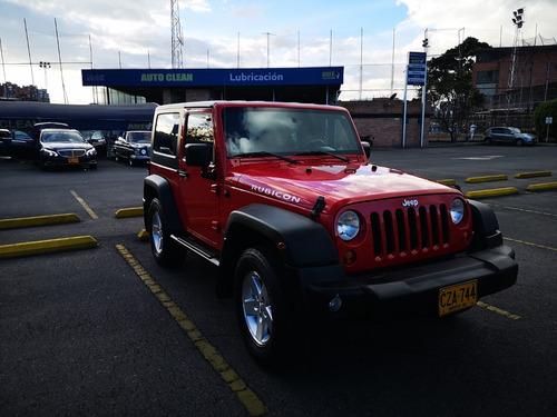 jeep  rubicon 3.8 mecanico