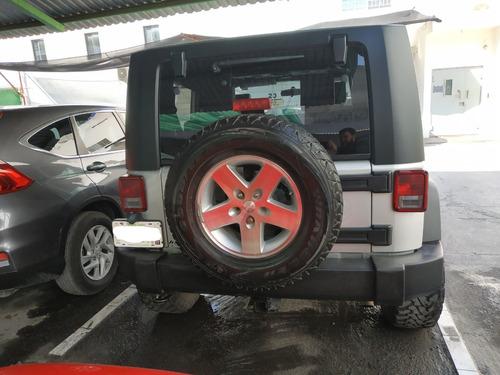 jeep rubicon 4x4 at 2009