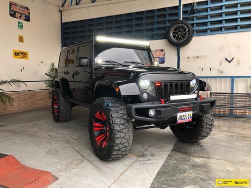 jeep rubicon 4x4 automatico