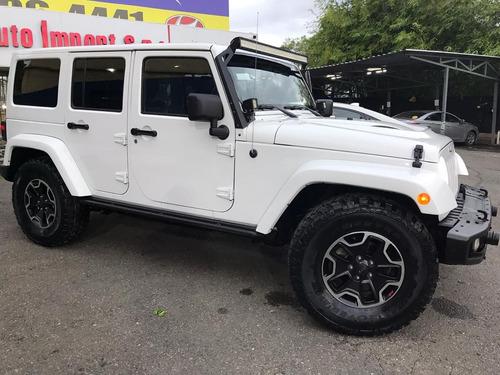 jeep rubicon  americano