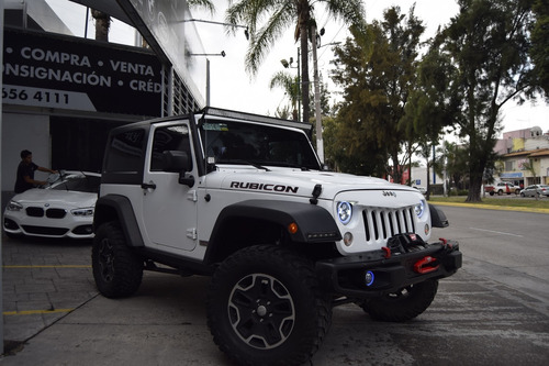 jeep rubicon auto