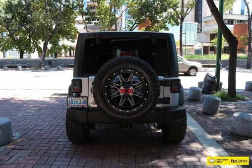 jeep rubicon automático