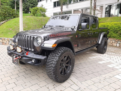 jeep rubicon gladiator 2020 at 4x4 6000km