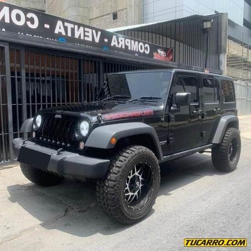 jeep rubicon rubicon 4x4