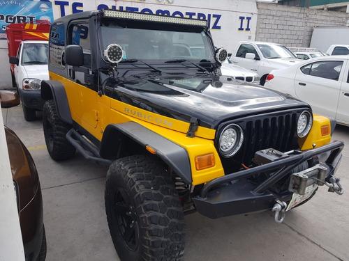 jeep rubicon rubicón