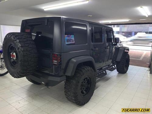 jeep rubicon secuecial