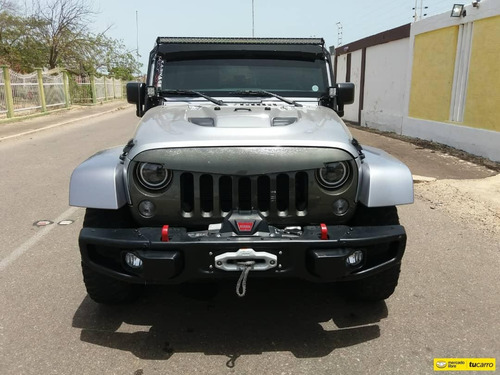 jeep rubicon unlimited hard rock 4×4