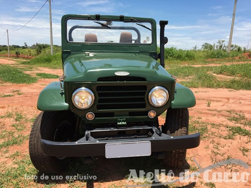jeep toyota land cruise bandeirantes 4x4 1959 4c a diesel