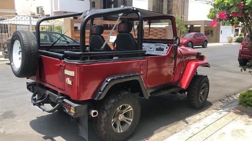 jeep - toyota land cruiser fj40 4x4