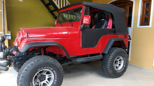 jeep trilha  4x4