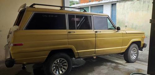 jeep wagoneer año 86