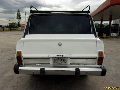 jeep wagoneer full