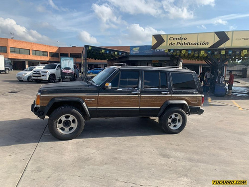jeep wagoneer limited automatica