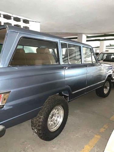 jeep wagoneer vagoneer 4x4 automat