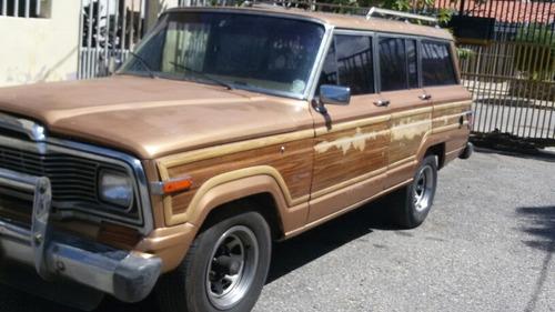jeep wagoneer wagoon
