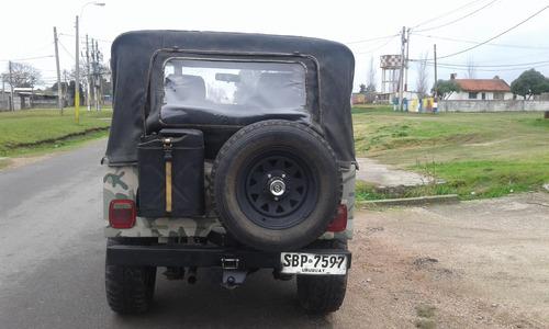 jeep willis 1952