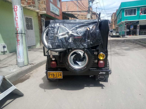 jeep willis j4 2 puertas