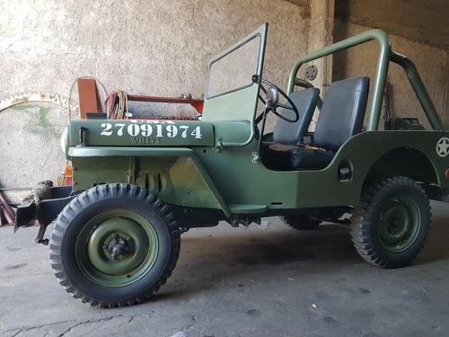 jeep williys