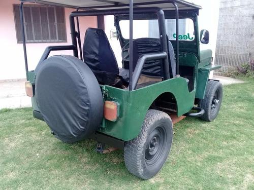 jeep willy  cj 3