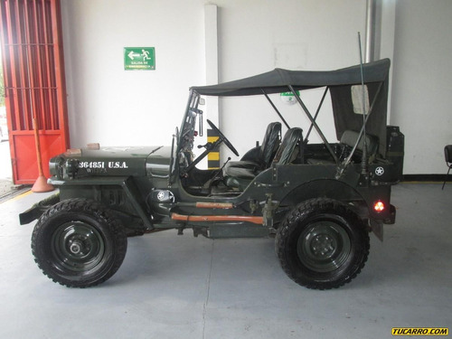 jeep willys 1.6