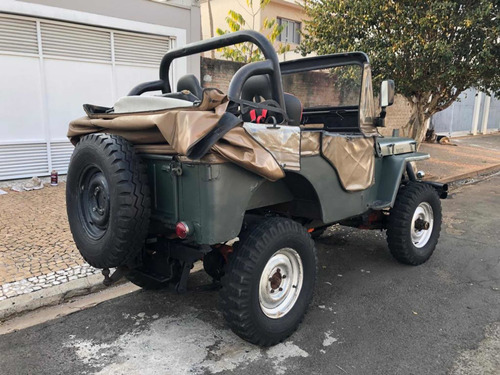 jeep willys 1951