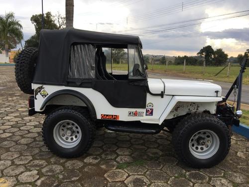 jeep willys 1951 cj3a /