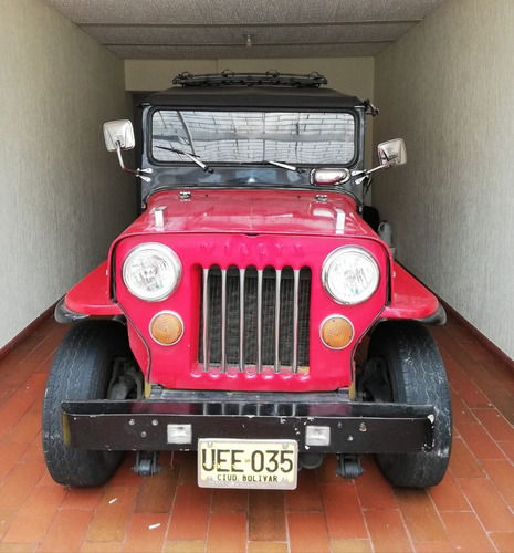 jeep willys 1954
