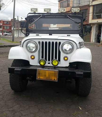 jeep willys 1955 restaurado