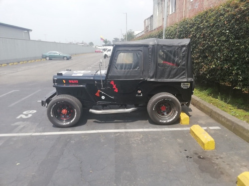 jeep willys 49