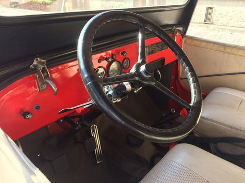 jeep willys 4j 1954