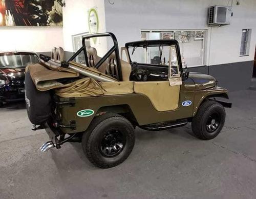 jeep willys 4x4 1976