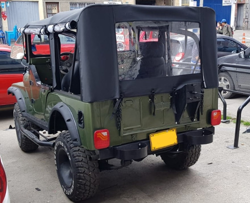jeep willys ´55