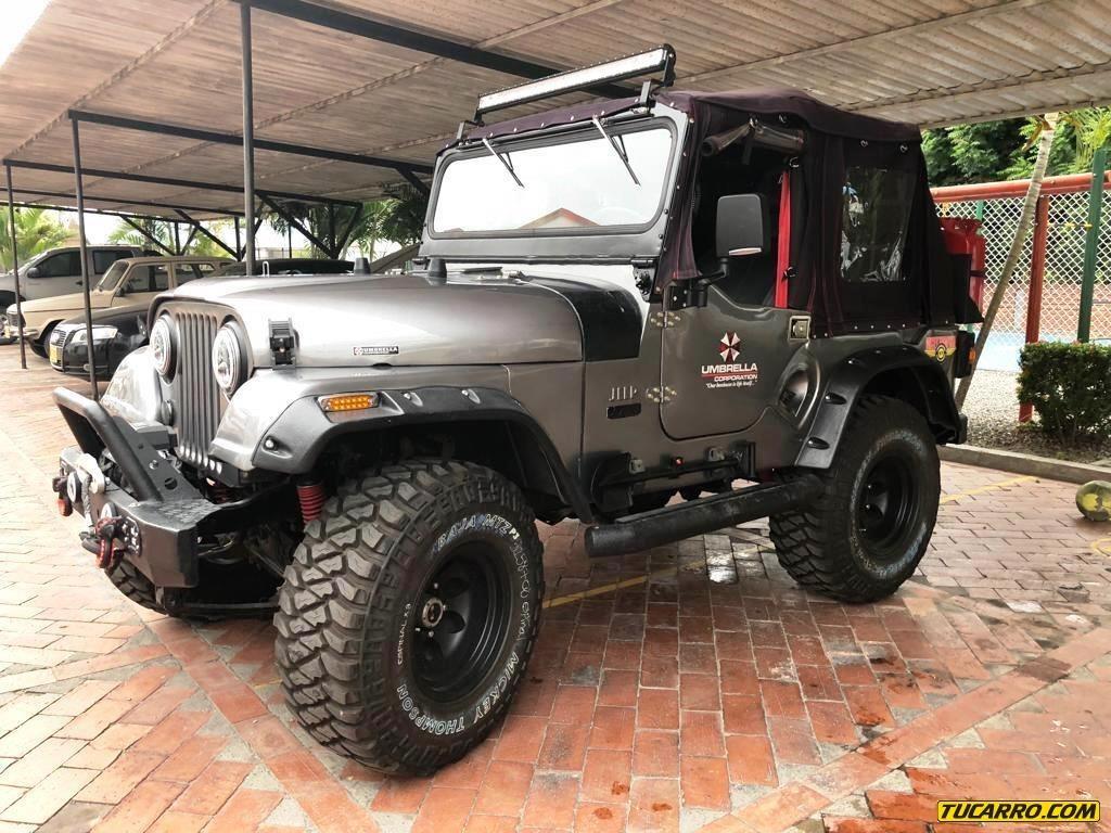 Jeep Willys - $ 60.000.000 en TuCarro