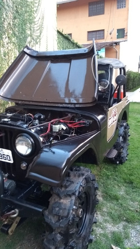 jeep willy's