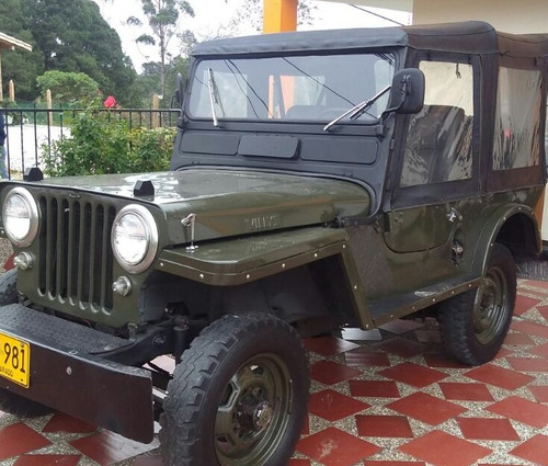 jeep willys