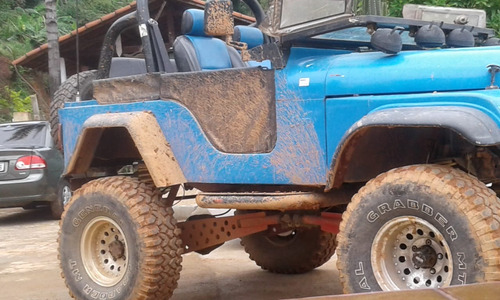 jeep willys  ano 1965