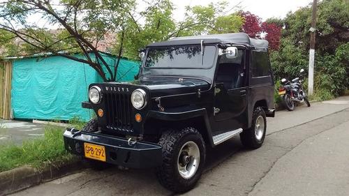 jeep willys *buen estado*