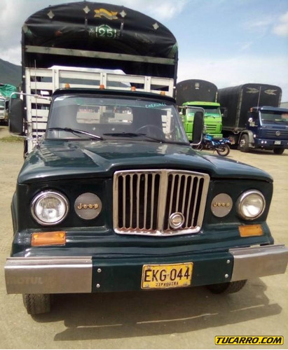 jeep willys camioneta