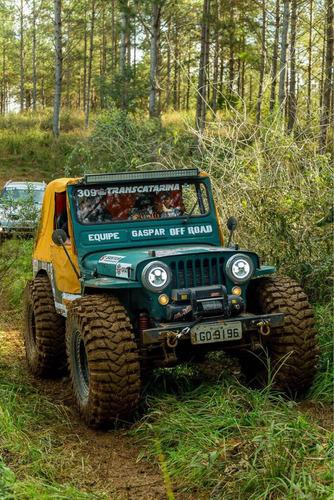 jeep willys cj2a 1948