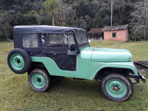 jeep willys cj5 1970