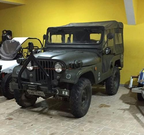 jeep willys cj5 militar  eb
