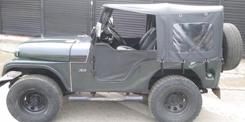 jeep willys clasica modelo 1968 1996