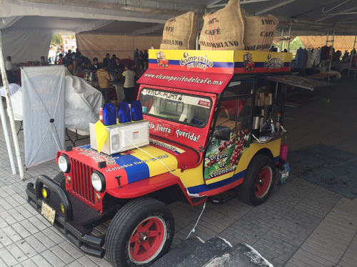 jeep willys clasico