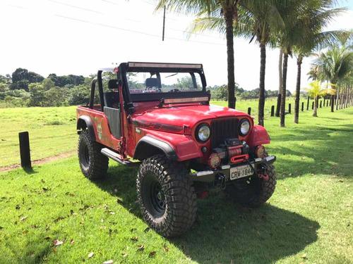 jeep willys diesel