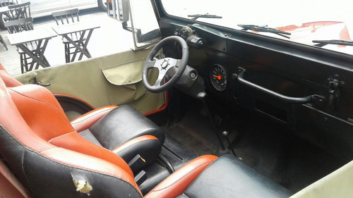 jeep willys ford 4x4 76 conversivel